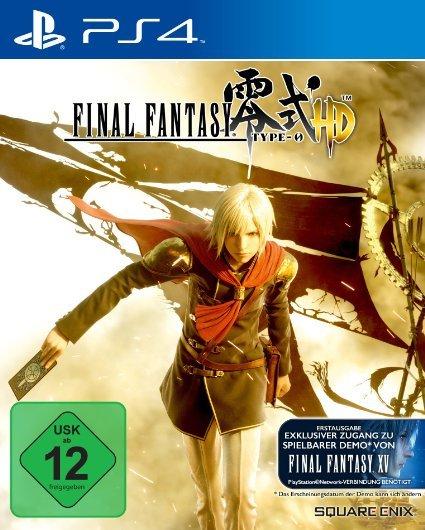 [Amazon.de] Final Fantasy Type-0 HD - Steelbook Edition (PS4 & XBOX One)