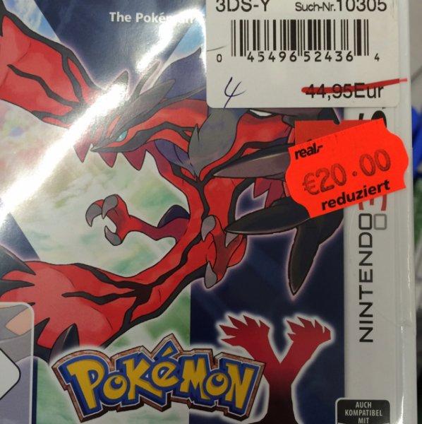 [Lokal] Real Siegen Pokémon X/Y