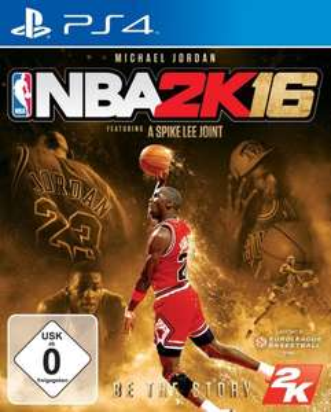 [Amazon] Ps4 Nba 2k16 Michael Jordan Edition 40 €