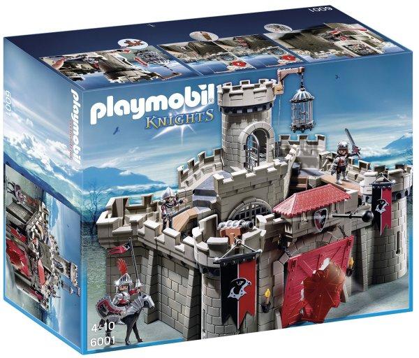 [Amazon.co.uk] Playmobil Knights – Falkenritterburg 6001 für 45,93€ VGP ab 73,99€