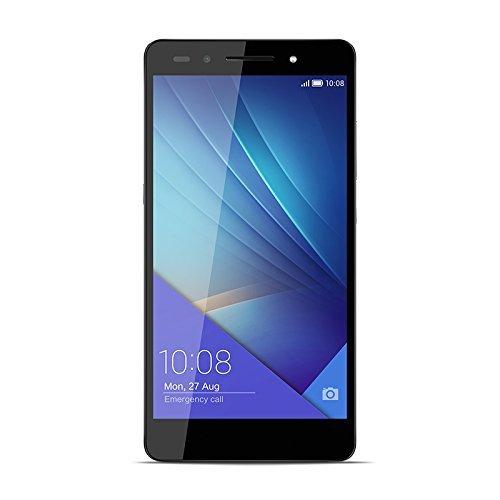 [Amazon] Honor 7 Smartphone (13,2 cm (5,2 Zoll) Touchscreen, 16GB interner Speicher, Android OS) grau und Silber für 299€