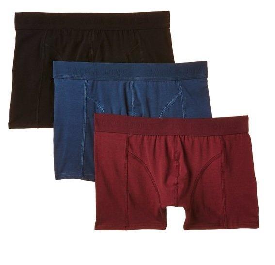 [Amazon Prime] --- 3er Pack --- Jack & Jones Herren Boxershorts ab 11,68€ (Vgl.-Preis: 25€)  Gr. S-L