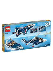 LEGO Creator Blauer Power Jet 3in1