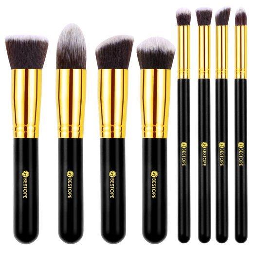 [Amazon Prime] Professionelle Premium Makeup Pinsel Synthetic Kabuki für 8,99€