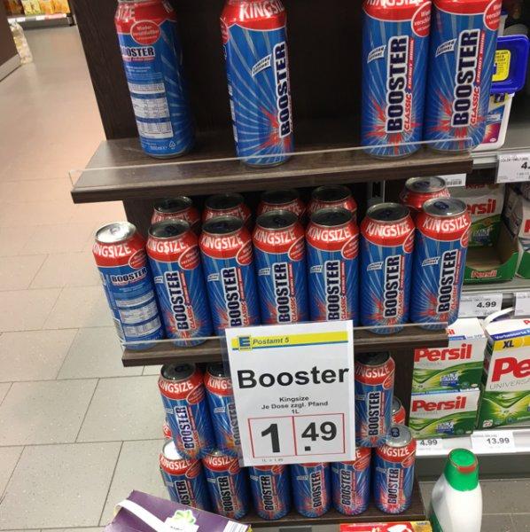 Booster 1l Lokal? Bremen hbf
