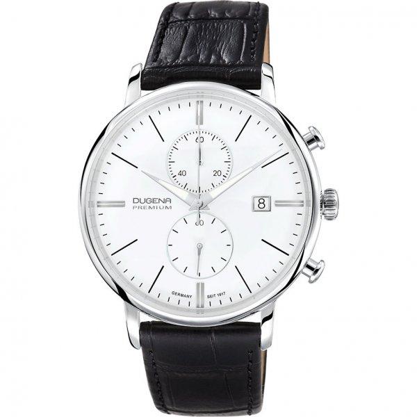 [Amazon] Dugena Herren-Armbanduhr FESTA CHRONO Chronograph Quarz Leder 7000168