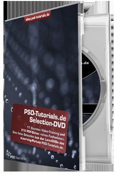 Video-DVD für Photoshop, Fotografie & Co. als Download gratis!