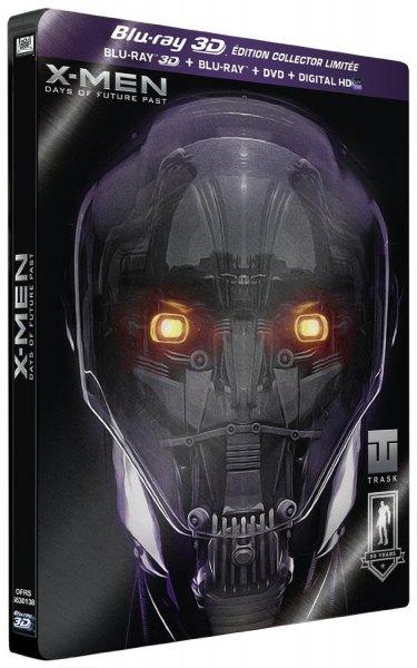 X-Men: Zukunft ist Vergangenheit - Steelbook [3D Blu-ray + Blu-ray + DVD] für 18,71€ bei Amazon.fr