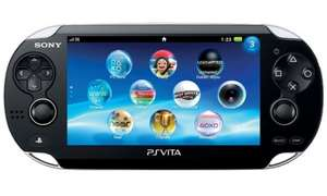 [Groupon] Sony PS Vita Wifi OLED-Version (refurbished) für 84,92 €