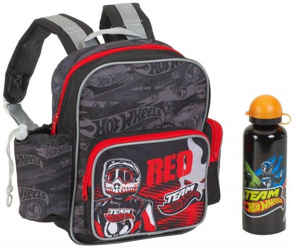 Hot Wheels Kinder-Rucksack + Trinkflasche für 8,69€ bei Amazon (Prime)