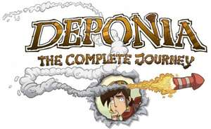[MMOGA] Deponia - The Complete Journey STEAMKEY Alle drei Teile