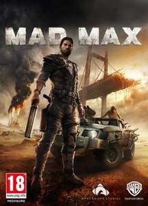 Mad Max STEAM PC 10,44€