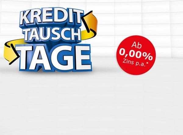 [Check24] Kredit: 1000 €, 36 Monate, 27,78 € mtl., bis zu 0,00 % Zinsen (bonitätsabhängig)