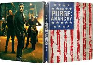 The Purge: Anarchy - Limited Steelbook @ Media Dealers