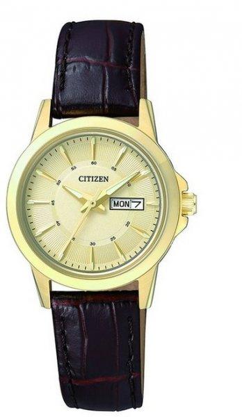 [Amazon] Citizen EQ0603-08PE Damen- & (Herren) Uhr  (sehr klein!) 33€ unter Idealo