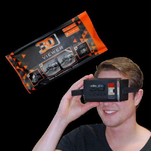 [ Action ] Smartphone Cardboard, 3D Viewer