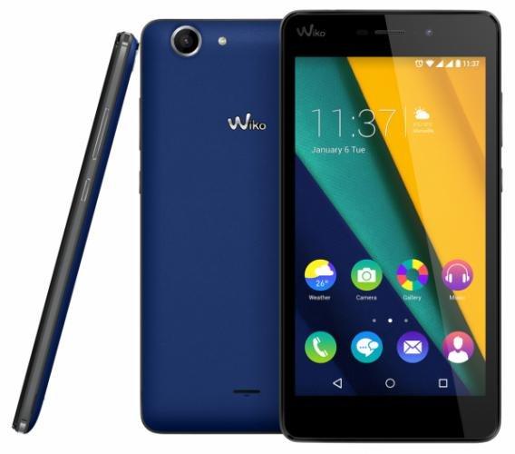 [Amazon.fr] Wiko Pulp Fab 4G LTE + Dual-SIM (5,5'' HD IPS, Snapdragon 410 Quadcore, 2GB RAM, 16GB intern, 5MP + 13MP, 2820 mAh, Android 5.1) für 149,49€