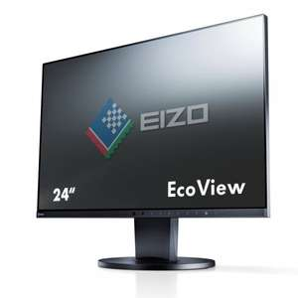 "EIZO FlexScan EV2455-BK für 333€@Comtech - 24"" IPS FullHD Monitor"