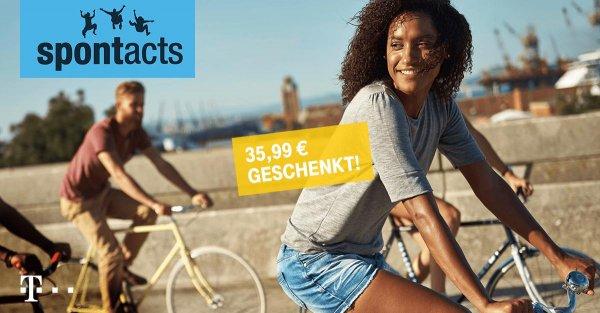 Freebie: Spontacts Plus (für Telekom Kunden)