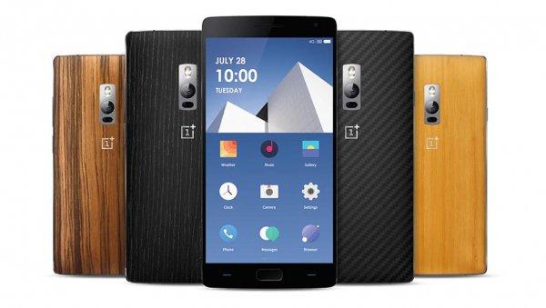 OnePlus 2 - 64 GB - Schwarz