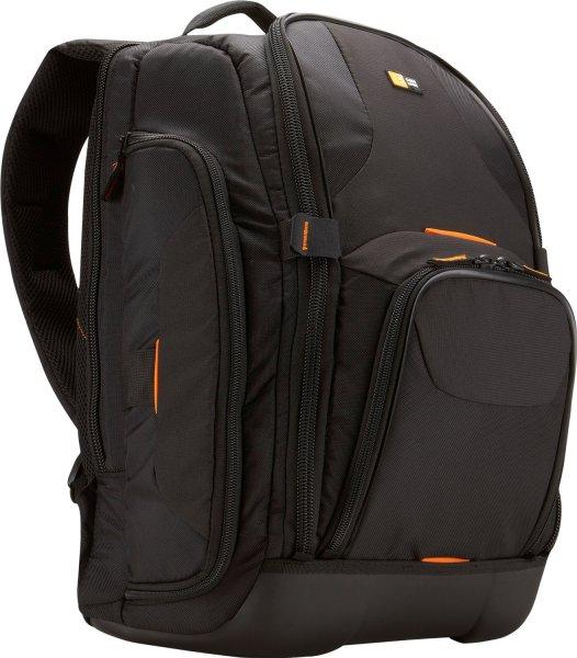 [Amazon.es] Case Logic SLRC206 SLR Camera Backpack L Kamerarucksack inkl. Notebookfach & Hartschalenboden (für Spiegelreflex) für  55,67€ inkl. Versand