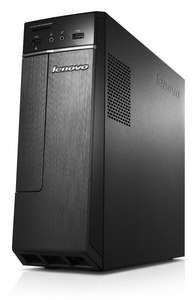Lenovo H30-50 Desktop-PC (Intel Core i3-4160, 3,6GHz, 8GB Ram, 1TB HDD, NVIDIA GeForce GTX 745, DVD Brenner) für 319,32€ bei Amazon.de