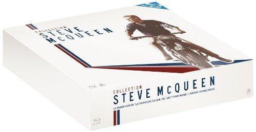 Steve McQueen Collection (Blu-ray) für 24,97€ bei Amazon.fr