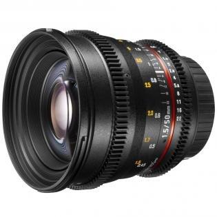 [Redcoon] Walimex pro 50mm 1:1,5 VDSLR Canon schwarz