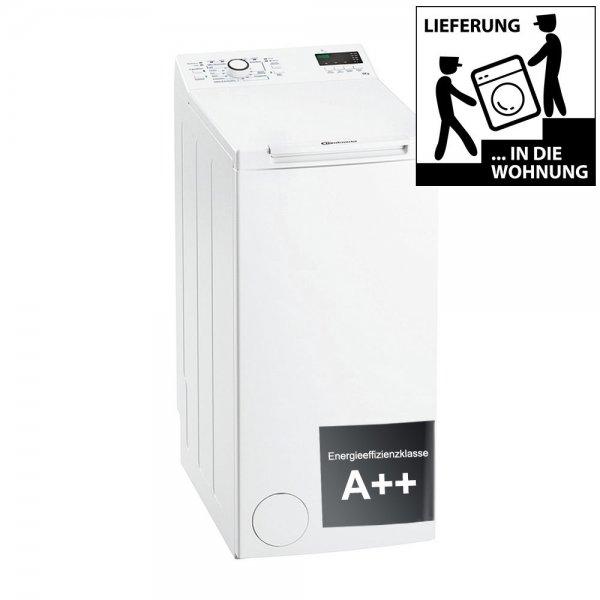 BAUKNECHT WAT Prime 652 Di Waschmaschine (Toplader): A++, 1200 UpM, 6 kg für 299 € (inkl. Lieferung zur Verwendungsstelle) [limal-bauknecht@eBay]