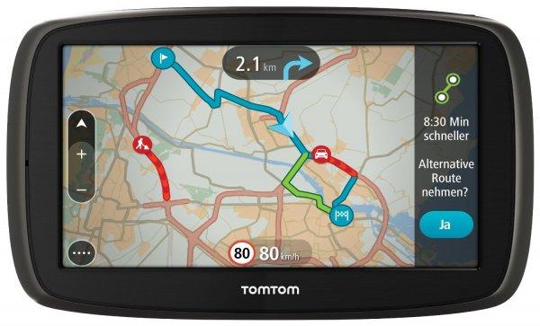 TomTom GO 60 Europe Traffic Navigationssystem um 139,90 10% billiger