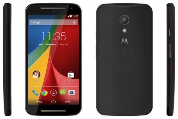 Motorola Moto 4G LTE (2. Gen) [Lokal Kiel]