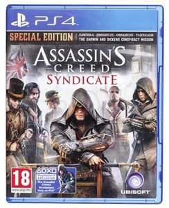 Assassin's Creed: Syndicate - Special Edition (PS4/XBOX ONE)@COOLSHOP