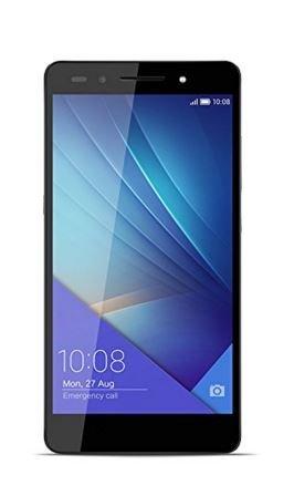 """[Cyberport- CyberDeals] Honor 7 Smartphone,  Android 5.0 mit EMUI 3.1, 5.2"""" FHD IPS-NEO Display mit 1920x1080 Auflösung, Kirin 935 CPU, 64bit Super 8+1 Kern bis zu 2.2GHz und 20 MP PDAF Rückkamera"""