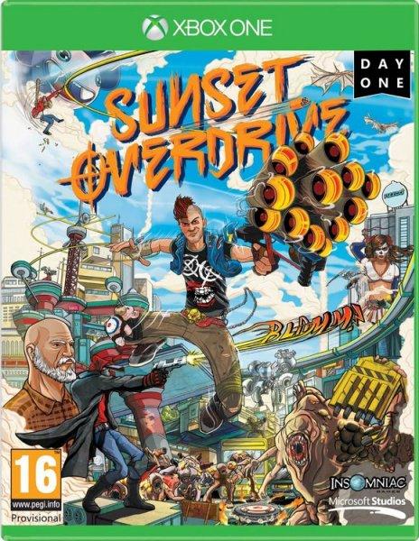 [coolshop.de] Sunset Overdrive: Day 1 Edition - XBOX ONE - für 18.95€ inkl. Versand