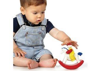 (Amazon Prime) Ambitoys  - Rocky Jocky Schaukelpferd für nur 1,79€  -> Babyspielzeug