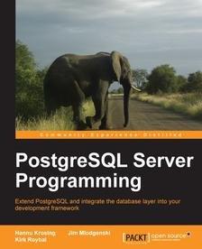 """E-Book """"PostgreSQL Server Programming"""" bis 29.01. 1 Uhr kostenfrei downloaden"""