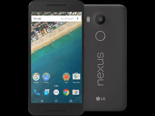 [Mediamarkt] Nexus 5X 16GB / 32GB Alle Farben 349 / 399 Euro