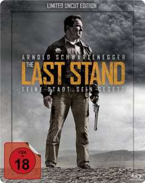 """[Saturn] """"The Last Stand"""" (Limited Uncut Steelbook Edition) + """"The Expendables 3"""" (Uncut Steelbook mit Lentikularkarte) für je 6,99€ versandkostenfrei"""