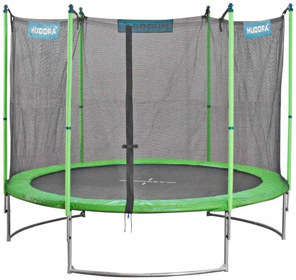 [Amazon.de] HUDORA Family Trampolin mit Sicherheitsnetz 250 cm für 119,15 Euro