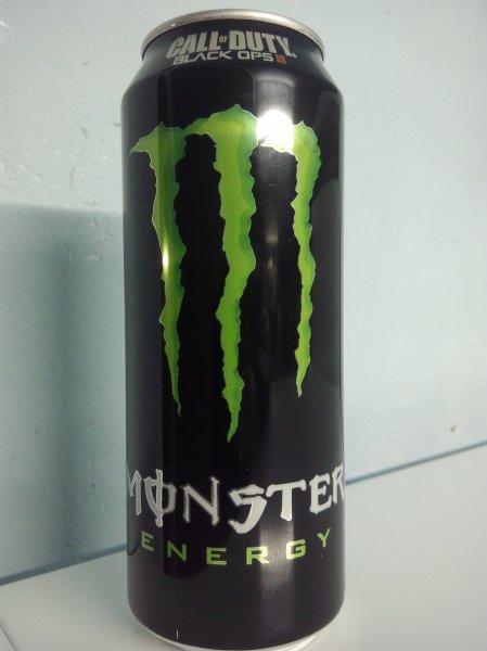 Offline - Monster Energy bei Finkbeiner