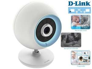 [iBood] D-Link DCS-820L Eye on Baby Monitor für 35,90€ [VGP: 70€]