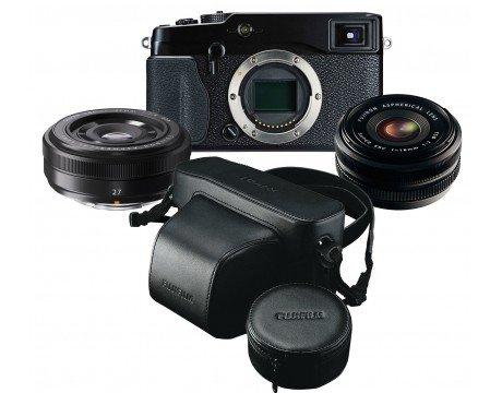 Fujifilm X-Pro1 + 18mm F2 + 27mm F2.8 + LC-XPRO1 @ photospecialist.de