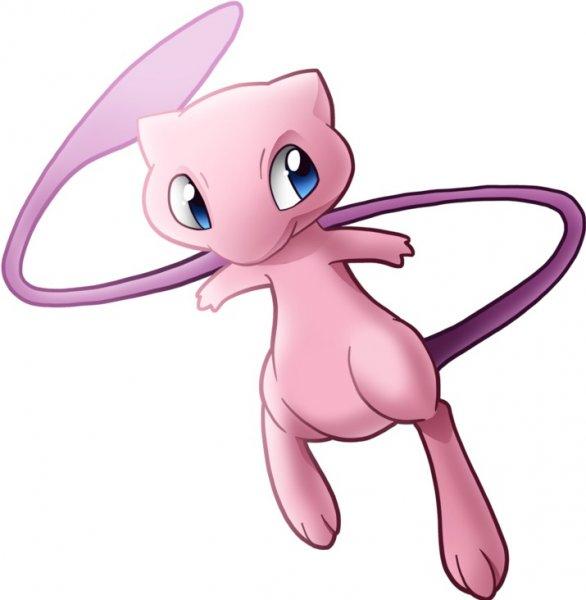 [Nintendo 3DS] Das mysteriöse Pokémon Mew wird vom 04. bis 24. Februar bei GameStop kostenlos verteilt