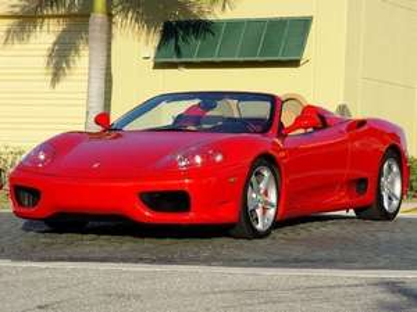 Ferrari (F355 oder 360 Spider) 30 Min. selbst fahren 84,90€ [Groupon]