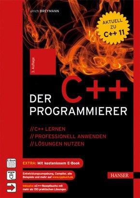 Der C++-Programmierer (3. Auflage + E-Book)