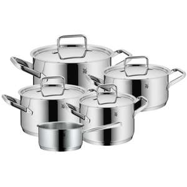 [Ebay] WMF Topfset 5tlg Dimension 'Made in Germany' Edelstahl Kochtopfset Kochtöpfe