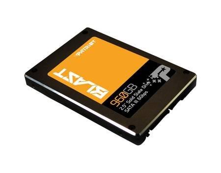 [ZackZack] Patriot PBT960GS25SSDR 960 GB, Solid State Drive SATA 600,SSD für 244,85€ inc.Versand