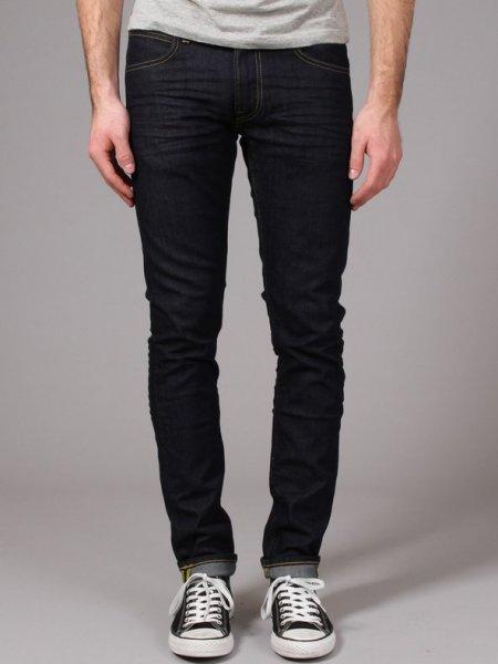 Lee Luke - Slim tapered Jeans - normale Größen und Designs (z.B. 34x32)