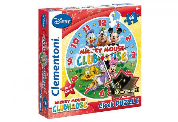 (Amazon Plus) Fluoreszierende Disney Puzzleuhr nur 3,92€!