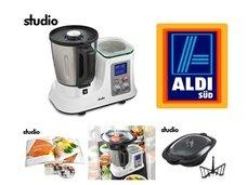 [Lokal Martinsried] Neueröffnung Aldi Süd - Küchenmaschine mit Kochfunktion für 199€